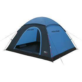 High Peak Monodome XL Tent blue/grey